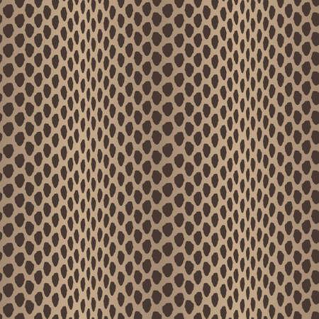Transparente peau de serpent vecteur structuré en couleurs noir et marron Banque d'images - 17258731