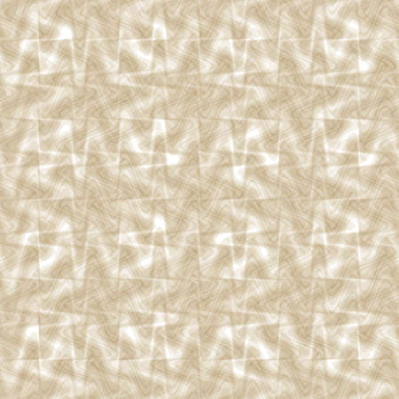retro seamless zigzag pattern, beige on white Vector