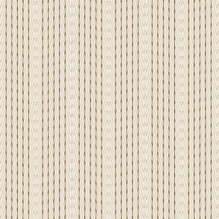 retro seamless zigzag pattern, beige background Vector