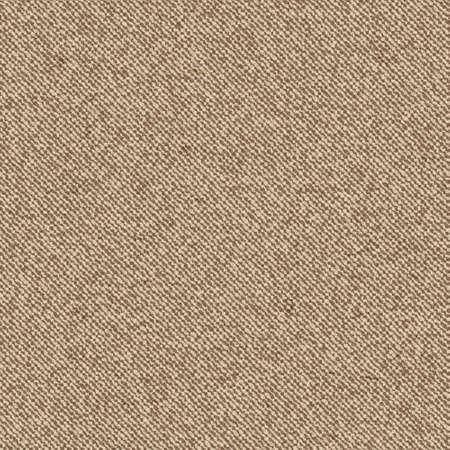 çuval bezi: Çuval Gerçekçi diyagonal doku, tuval. Bej, kahverengi. Çizim