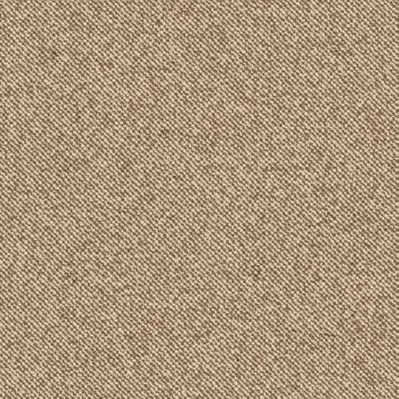 sacking: Realistic diagonal texture of burlap, canvas. Beige, brown.