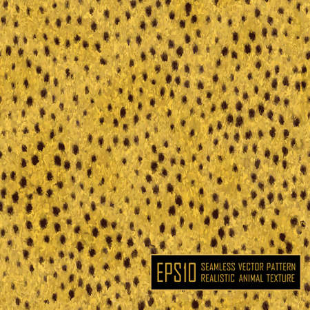 sewed: Seamless pattern realistic animal texture.