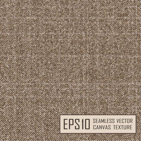 jute: Realistic texture of burlap, canvas. Beige, brown.