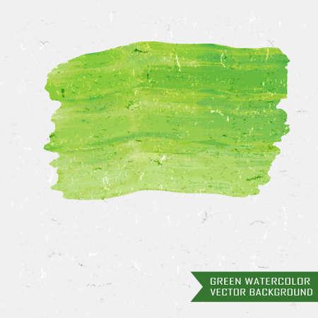 vezels: Mooie aquarel design elementen. Papier met natuurlijke vezels.