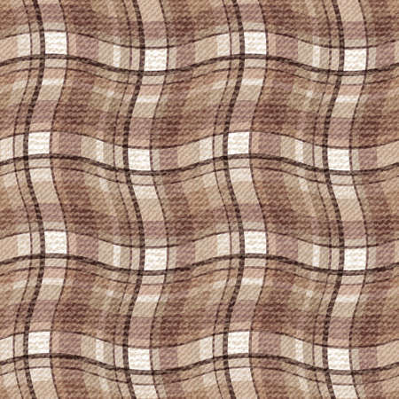 Beautiful vector abstract seamless tartan texture background Vector