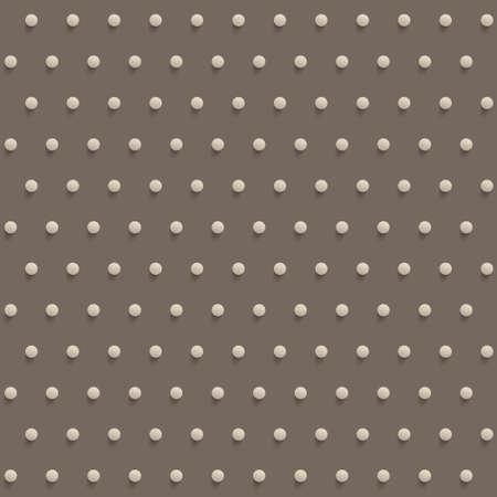 polka dotted: polca punte� el fondo sin fisuras de color rojo con puntos convexos
