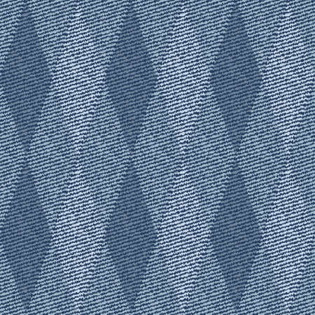 blue jeans: Elegance seamless pattern with denim jeans background