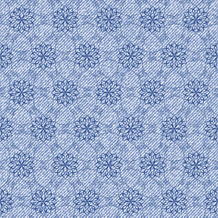 jeans background: Elegance seamless pattern with denim jeans background