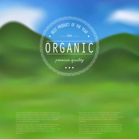 tea plantation: Vector web and mobile interface background. Corporate website design.