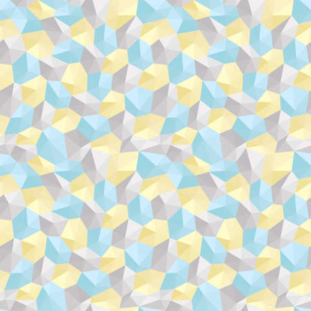 abstract seamless  seometric background Vector