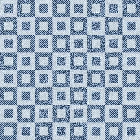 elegância: Elegance seamless pattern with denim jeans background