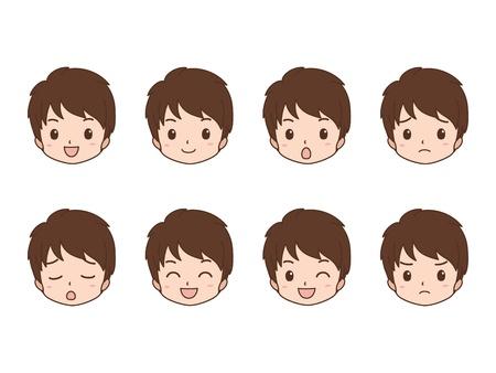 man_face Illustration