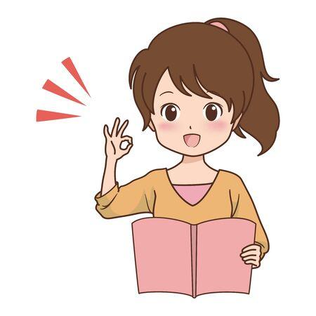 expressing positivity: girl good