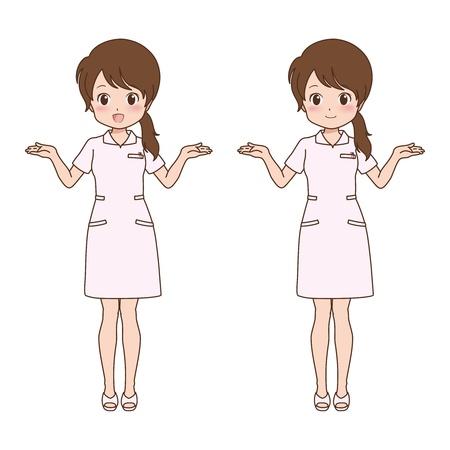 home care nurse: girl_happy