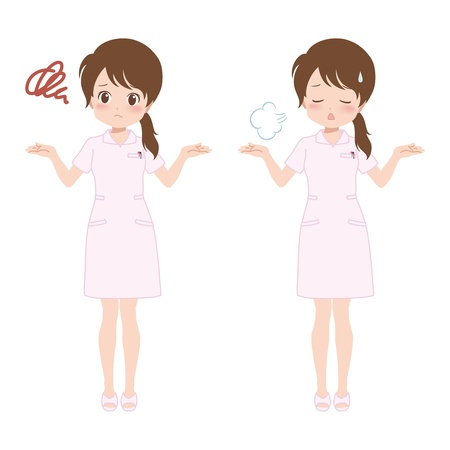dental assistant: woman trouble