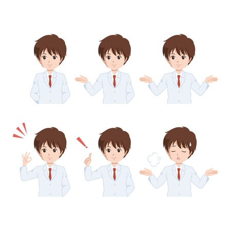 Man_pose 스톡 콘텐츠 - 21801197