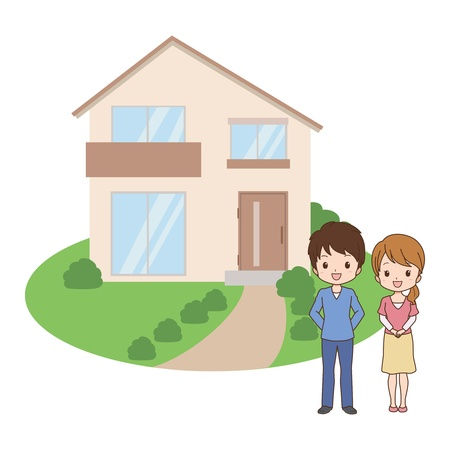 Family_house Standard-Bild - 21801273