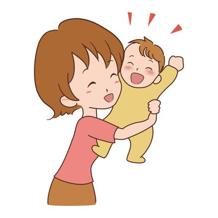 nanny: woman_baby