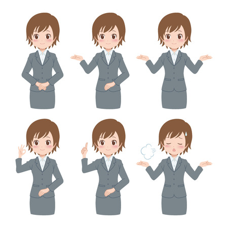 woman_pose  Vector