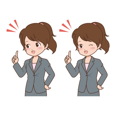 woman_point  Vector