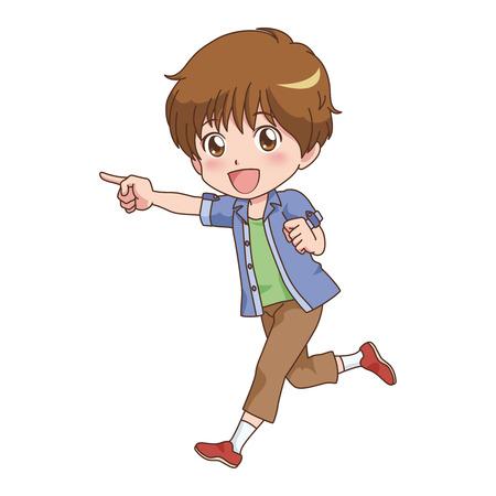 boy guide