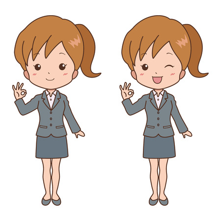 woman_good  Vector