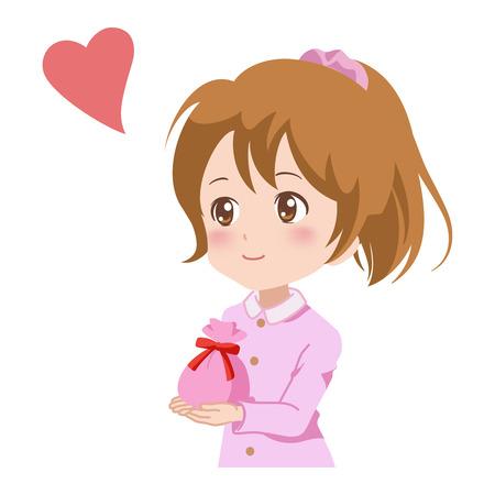 girl_love  Ilustrace