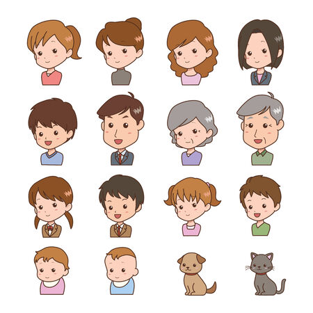 people_face  Vector