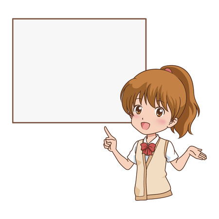 girl_guide  Vector