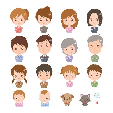 people_anger  Illustration