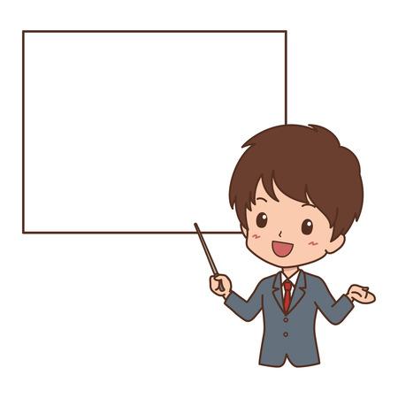 asian business meeting: man_guide
