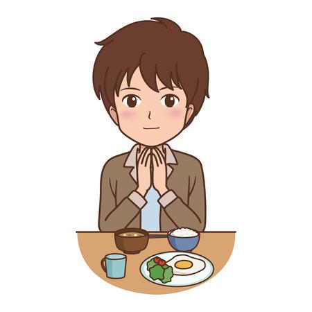 man meal