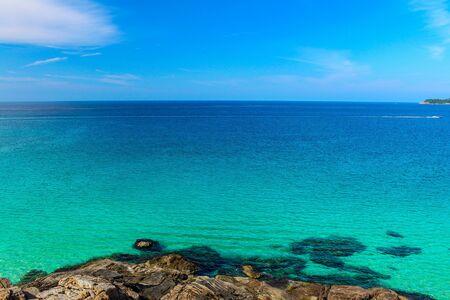 perhentian: Seaview in Perhentian Islands.