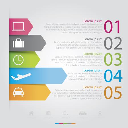 business travel: Gesch�ftsreisen Grafik Illustration