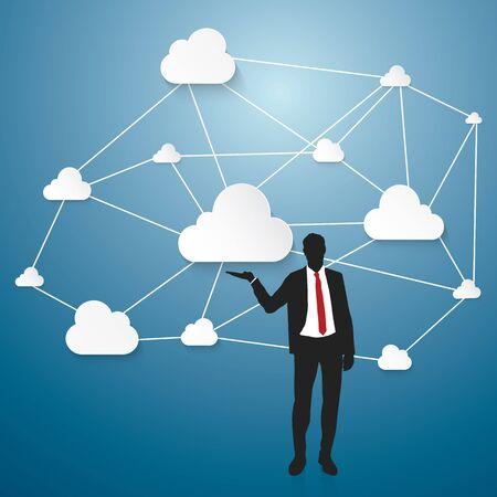 cloud computing: Cloud Computing Working