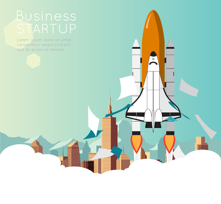 space shuttle: Space Shuttle for business start up