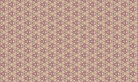 seamless pattern with geometric pattern