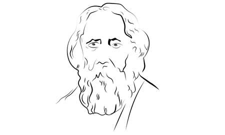 A vector illustration of