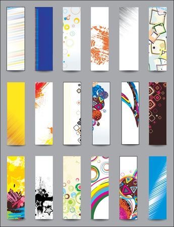Vertical banners Stock Vector - 12945309