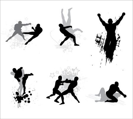artes marciales: Artes Marciales Mixtas