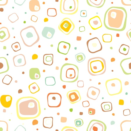 Seamless harmony background  Illustration