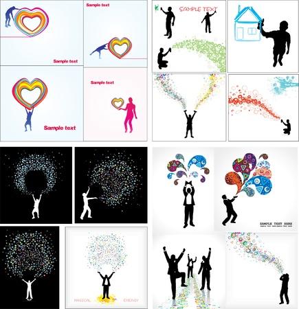 témata: Set posters on different topics