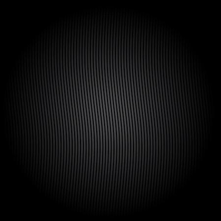 corduroy: Corduroy sfondo nero Vettoriali