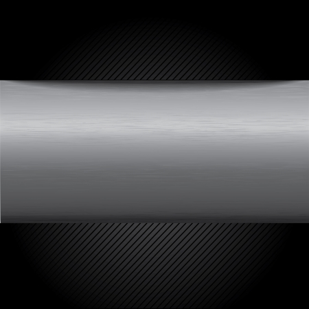 chrome metal background Stock Vector - 20177009