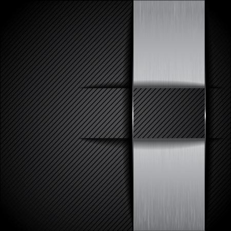 corduroy background: chrome metal background
