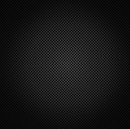 Chrome black background Stock Vector - 20177018
