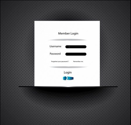Web site Design Stock Vector - 20177035
