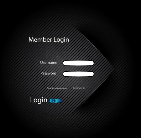 Web site Design Stock Vector - 20177026