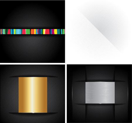 corduroy: Set Abstract Backgrounds