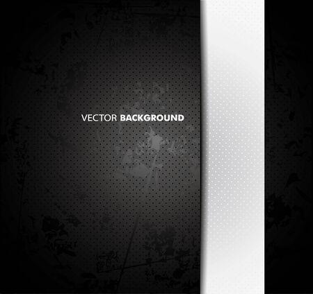 corduroy background: Chrome black background